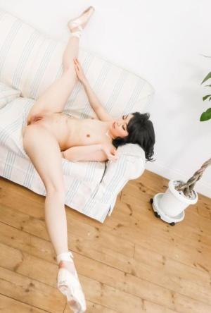 Flexible Asian Pics