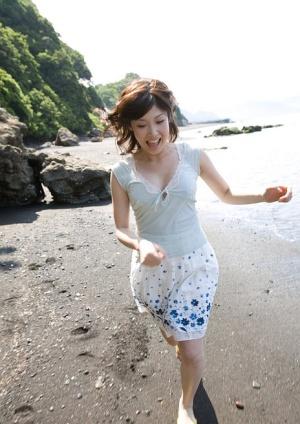 Beach Asian Pics